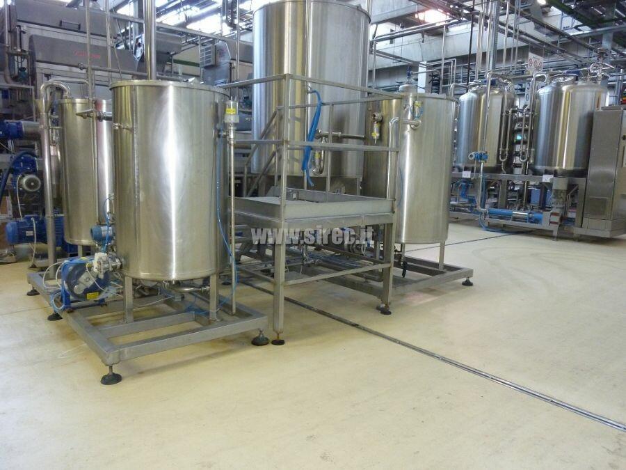 Massetto in resina spatolata di facile sanificazione » Pavimenti in resina per l'industria conserviera