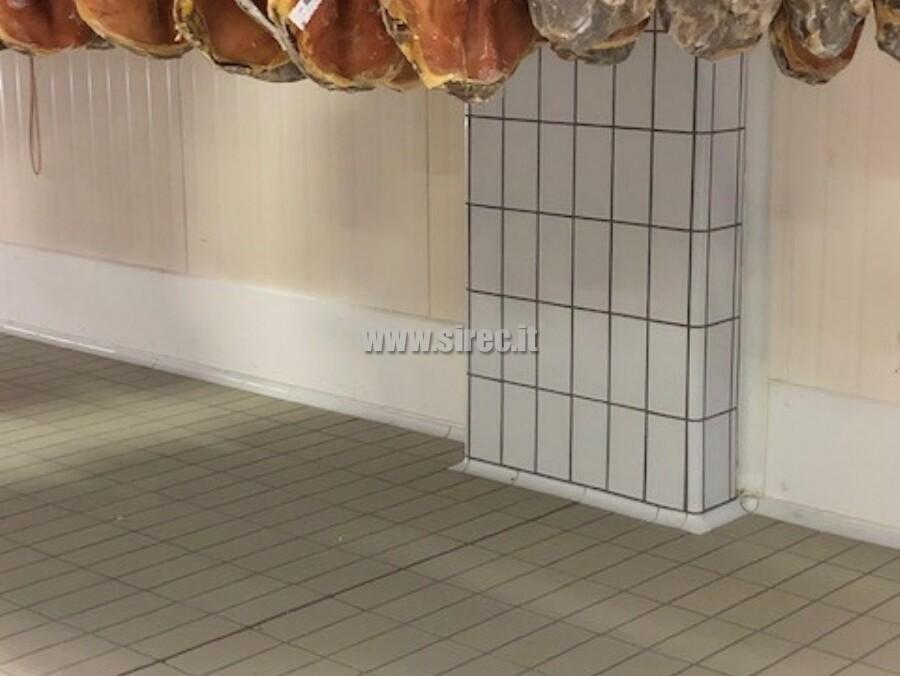 Klinker floor