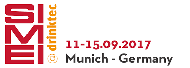» SIMEI DRINKTEC 2017 - Monaco - Germania  11-15 settembre 2017