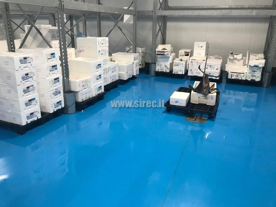 Pavimento EPOXIBETON antibatterico