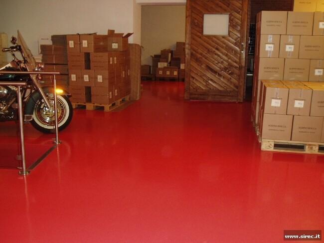 » Pavimenti e rivestimenti nell'industria enologica