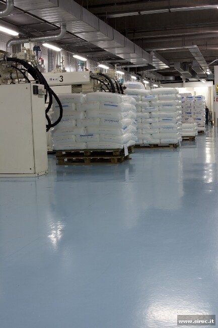 » Pavimenti e rivestimenti nell'industria dell'imballaggio