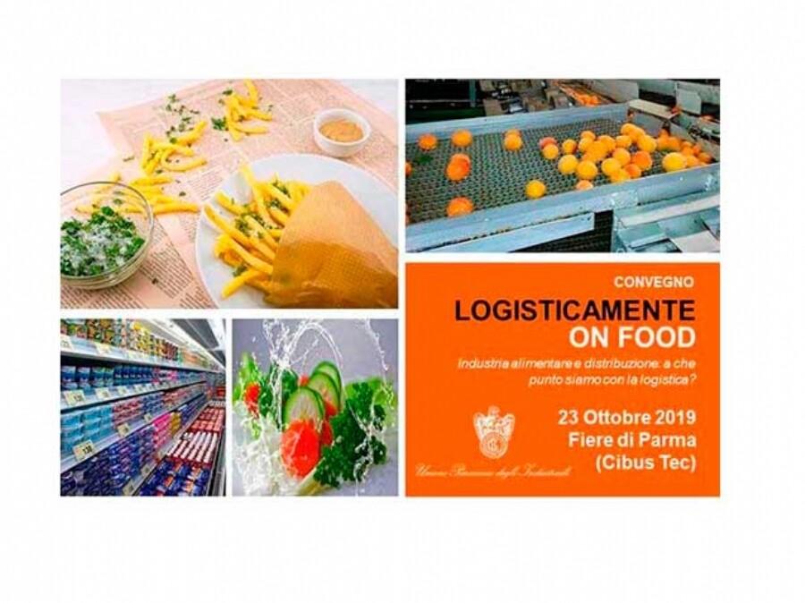 » Convegno Logisticamente Of Food 2019