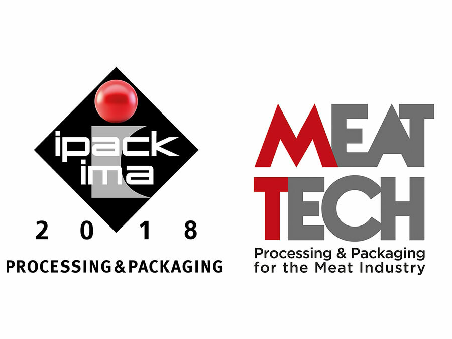 » MEAT TECH – IPACK IMA Fiera Milano 29/05/18 - 01/06/18 - Come and visit us  HALL 2 STAND B 48